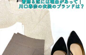 着飾る恋には理由があって 川口春奈 衣装
